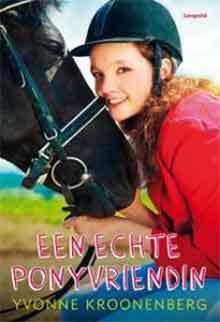 Yvonne Kroonenberg Een echte paardenvriendin