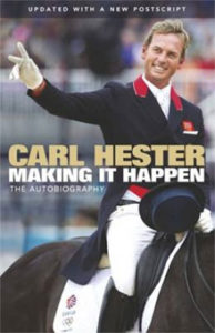 Carl Hester - Making It Happen (autobiografie)