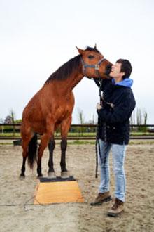 Vrijheidsdressuur Les Instructeurs (Jolien Dalenberg - Paardenfeest)