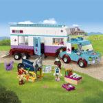 LEGO Paardendokter Trailer