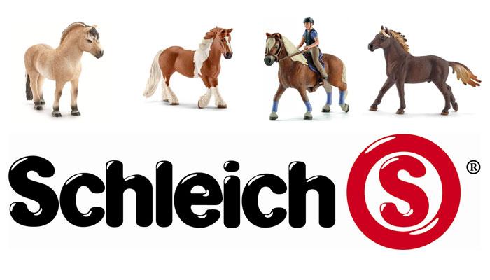 Nieuw Schleich Paarden Te Koop Prijs Overzicht YG-33
