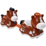 Speelgoedpaard Peuters Petra Paard & Veulentje