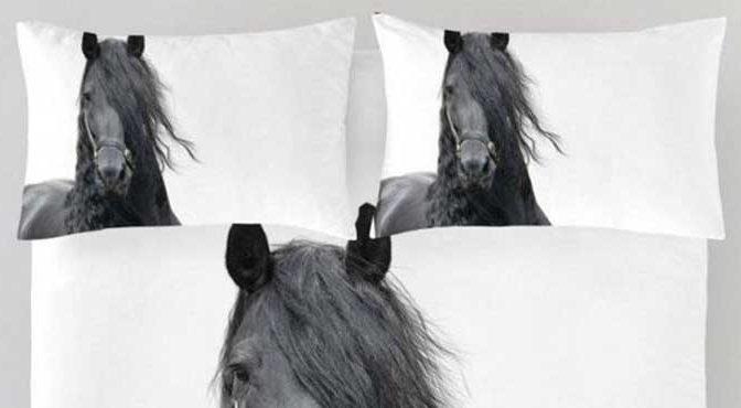 Dekbedovertrek paarden informatie tips en bestellen