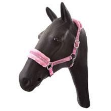 Roze Pony Halster HB Glamour