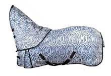 Vliegendeken Equest zebra