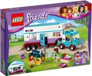 LEGO Friends Paardendoktertrailer