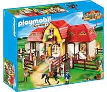 Playmobil Country Grote Paardenranch