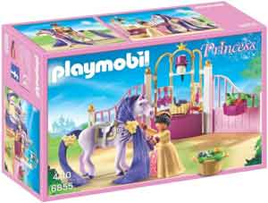 Playmobil Koninklijke Stal Playmobil 6855 Princess