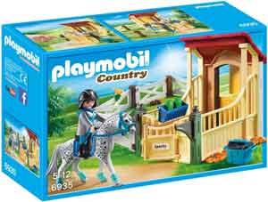 Playmobil Paard Appaloosa Playmobil Nummer 6935