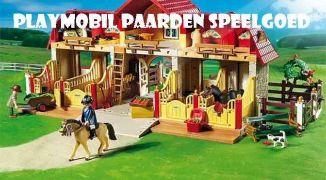 Playmobil Paarden Speelgoed Modellen Prijs Informatie