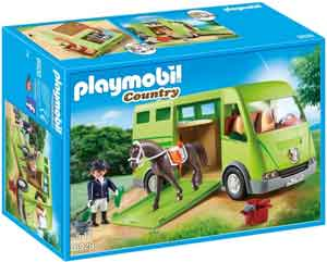 Playmobil Paardenvrachtwagen Playmobil Country 6928