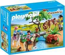 Playmobil Ponyrijles Prijs Aanbieding