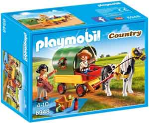 Playmobil Ponywagen Playmobil Country 6948