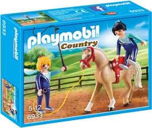 Playmobil-Voltigeteam Paard Playmobil 6933