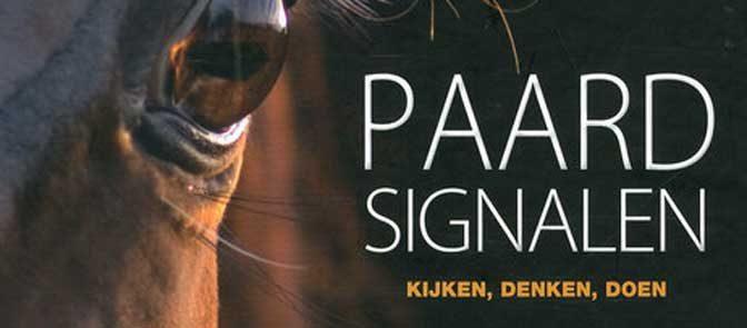 Informatief Paardenboek Paardsignalen