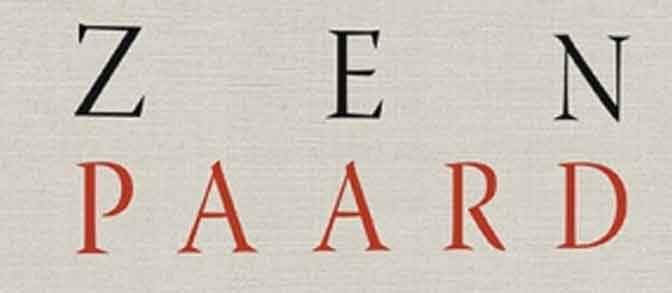 Zen Mens Zen Paard Recensie Informatief Paardenboek