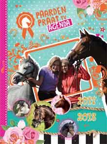 Paarden Schoolagenda 2017-2018 Paardenpraat Agenda