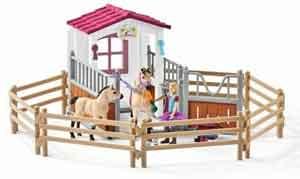 Schleich Arabische Paarden Paardenbox Schleich 42369