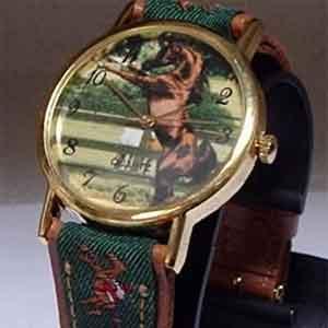 Paarden Horloge Herenhorloge Steigerend Paard
