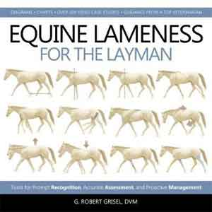 Boek over Kreupelheid bij Paarden Equine Lameness for the Layman